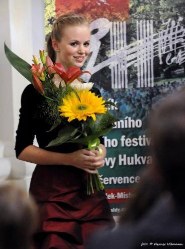 Solo concert at Janáček's Hukvaldy International Music Festival, July 2014
